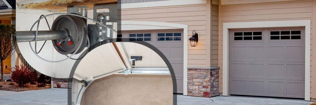 Garage Door Tracks Vaughan
